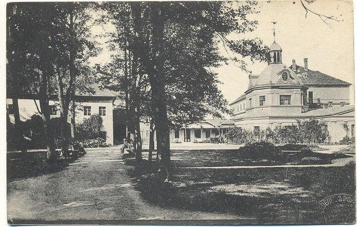 Turčianske Teplice historická fotografia