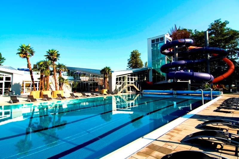Hotel Veľká Fatra vonkajší bazén