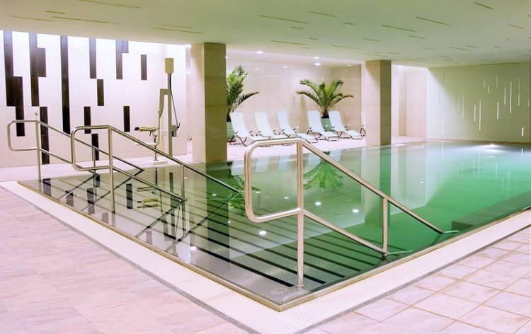Bazén Hotel Veľká Fatra