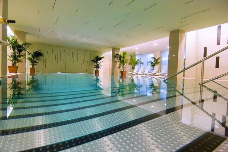 Interiér Hotela Veľká Fatra bazén