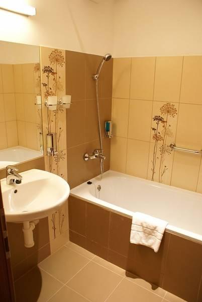 Izba v hoteli Veľká Fatra štandard kúpelňa