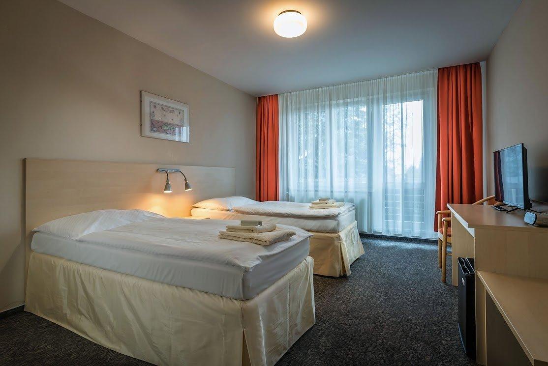 Turčianske Teplice izba oddelené postele
