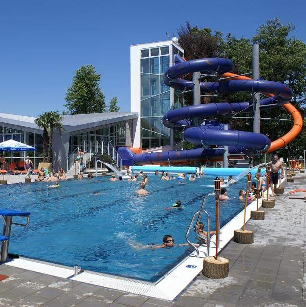Turčianske Teplice Aquapark