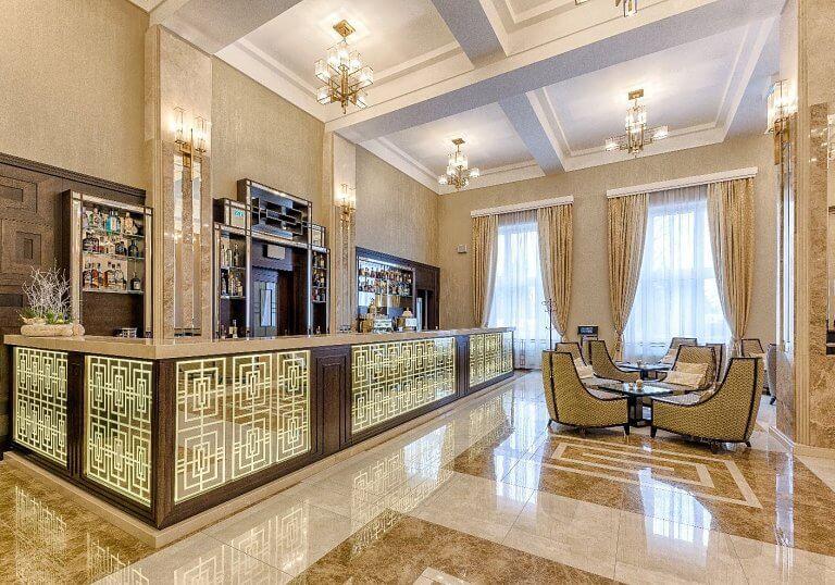 turčianske teplice royal palace lobby bar