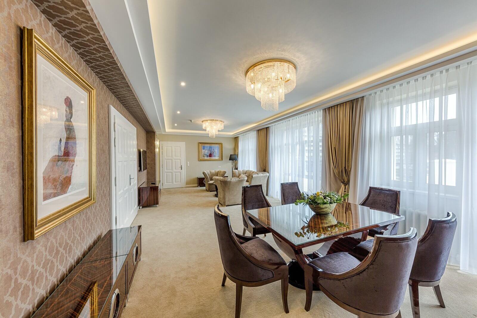 apartmán royal elizabeth kúpele turčianske teplice