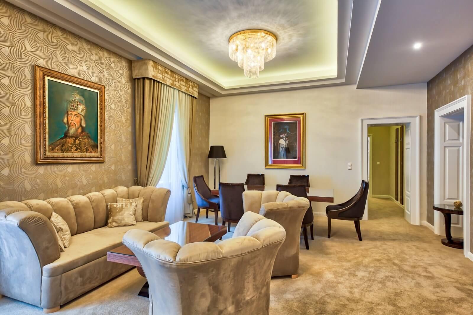 apartmán royal zigmund turčianske teplice