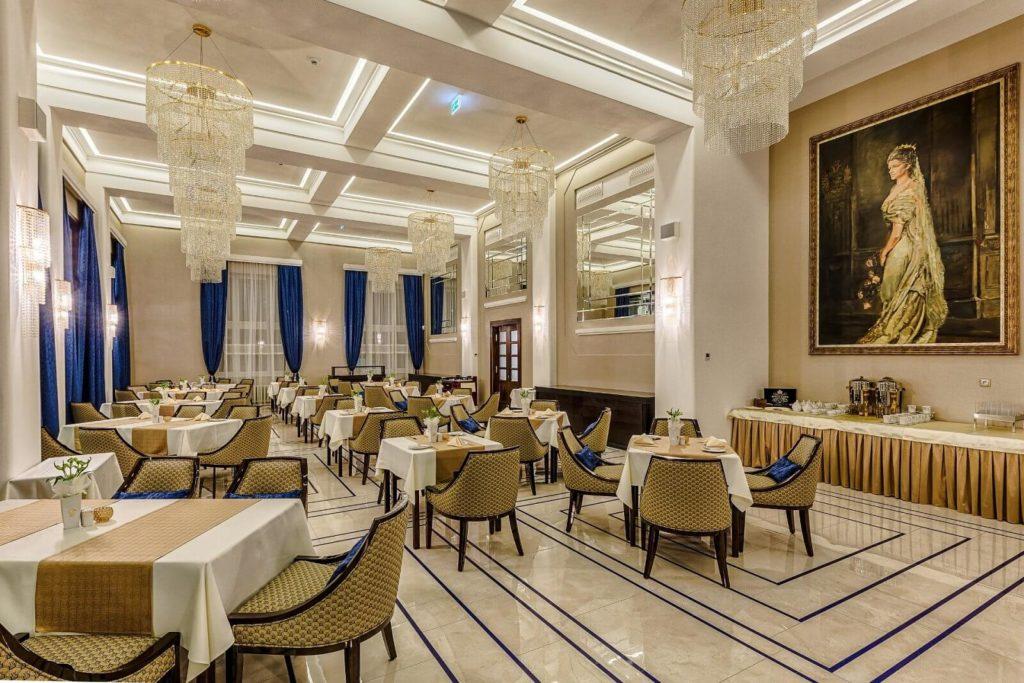 turčianske teplice royal palace restaurant