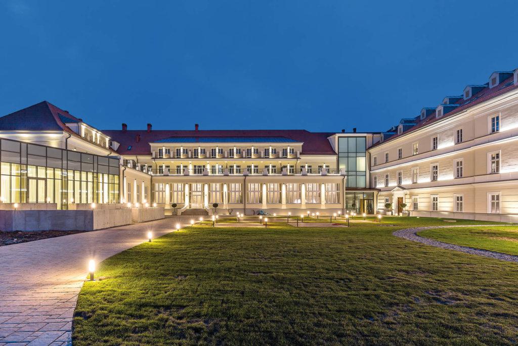 Hotel Royal Palace Turčianske Teplice